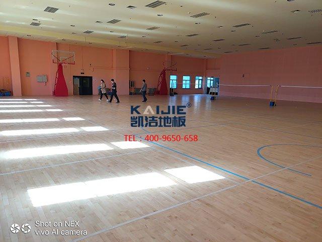 室内标准篮球场木地板什么好——体育馆木地板