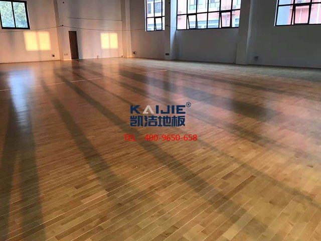 专业室内篮球场木地板尺寸标准是什么——篮球场木地板