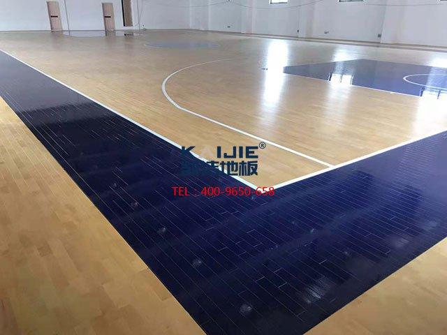 专业室内篮球场木地板尺寸标准是什么——体育馆木地板