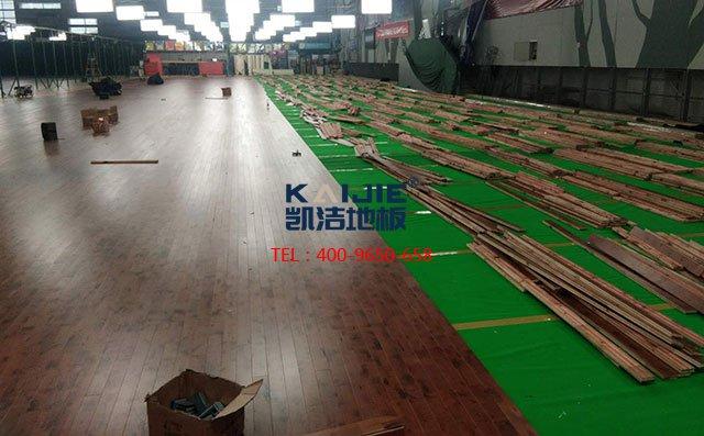 选购体育馆运动木地板只需这四步——体育馆木地板