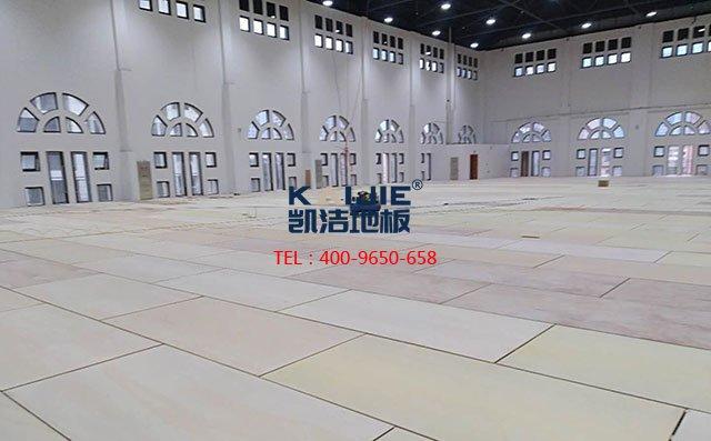 体育馆运动木地板整套铺装方案——体育馆木地板