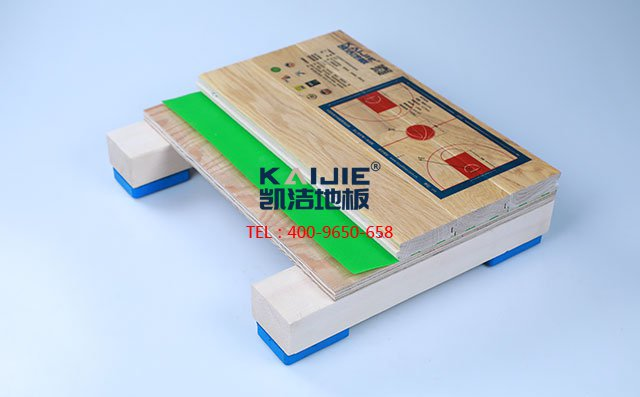 运动木地板单层龙骨结构与双层龙骨结构的区别是什么——体育馆木地板