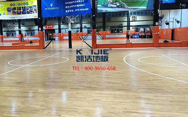 选购体育馆运动木地板四大攻略——体育馆木地板