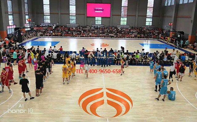 选购体育馆运动木地板四大攻略——篮球馆木地板厂家