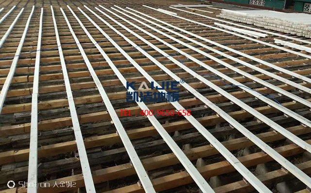 体育馆运动木地板大小龙骨怎么安装铺设——篮球场木地板厂家