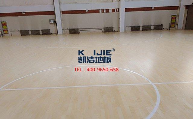 专业排球场馆木地板规格尺寸——体育馆木地板