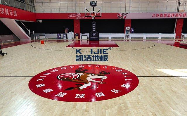 健身房体育运动木地板厂家哪家好——体育馆木地板