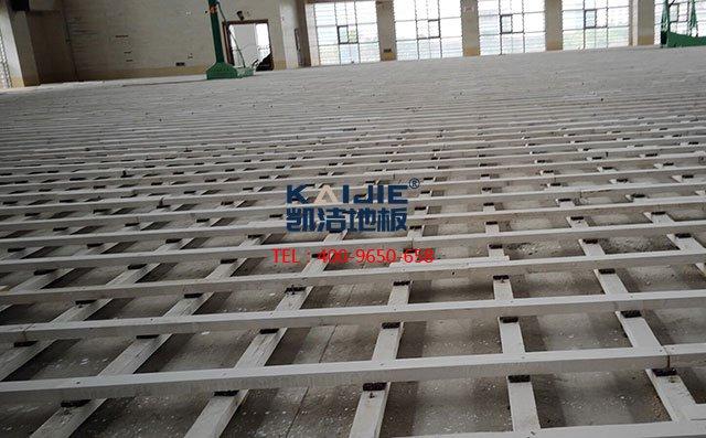 篮球场木地板价格一般多少钱一平方——篮球馆木地板