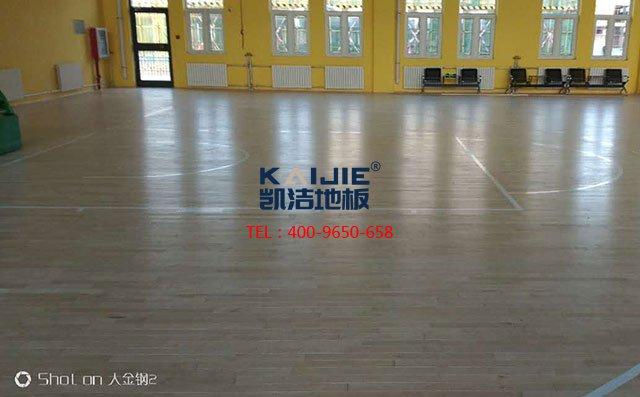 体育运动实木地板品牌有哪些——篮球实木地板品牌
