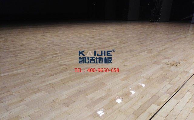 选择体育馆木地板需要知道哪些常识——篮球场木地板