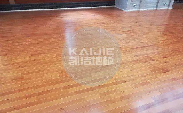 室内运动场馆地面材料有哪些——体育馆木地板