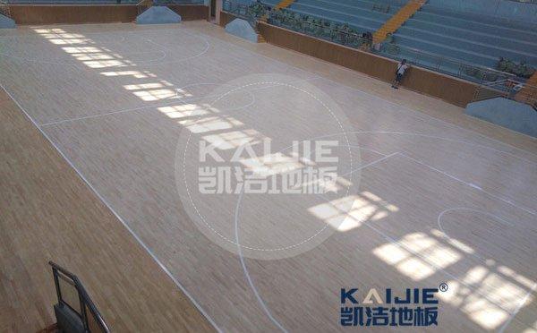 安阳篮球运动地板厂家 体育木地板报价——体育馆木地板