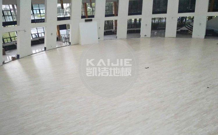 体育运动木地板公司 NBA篮球场地板——凯洁地板