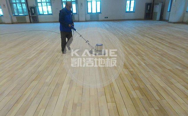 选购体育馆木地板主要需要考察什么——凯洁地板