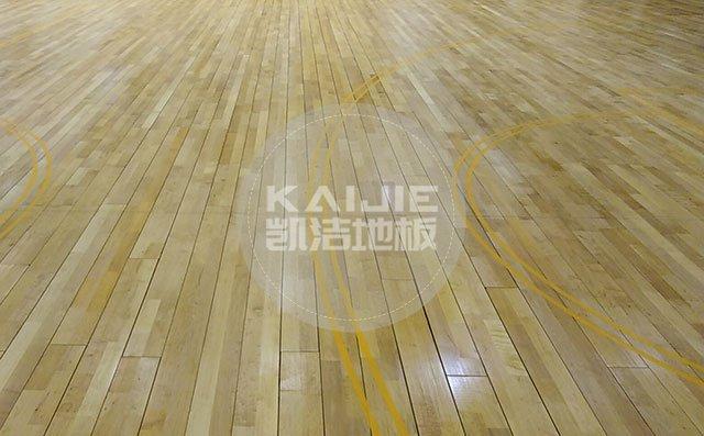 选购体育馆木地板主要需要考察什么——运动地板厂家