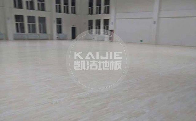 运动木地板VS传统地板,区别有多大——凯洁地板