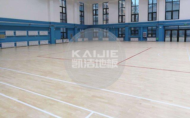 运动木地板VS传统地板,区别有多大——体育馆木地板厂家