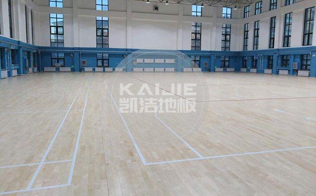 运动木地板VS传统地板,区别有多大——运动木地板厂家