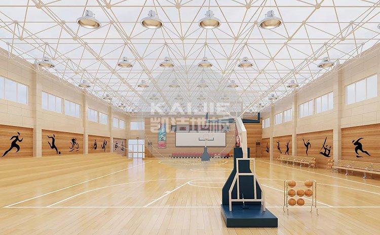 体育馆实木地板铺装后容易出现哪些问题——运动木地板厂家