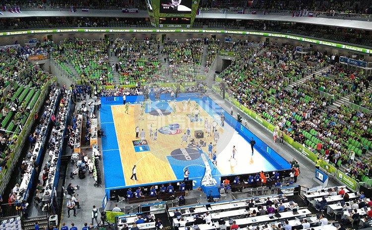 体育馆运动木地板价格为什么那么贵——凯洁地板