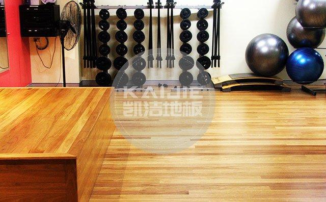 舞台实木运动木地板厂家哪家好——舞蹈室木地板