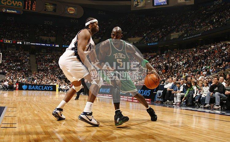 NBA篮球场木地板的不同之处——凯洁地板