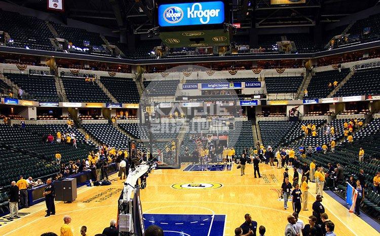 NBA篮球场木地板的不同之处——体育馆木地板厂家