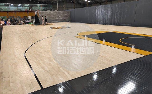 体育馆运动地板什么时间维护好——体育馆木地板厂家