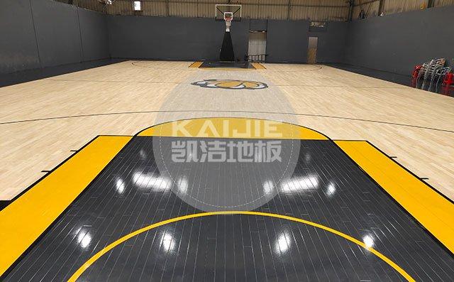 体育馆运动地板什么时间维护好——凯洁体育地板厂家、