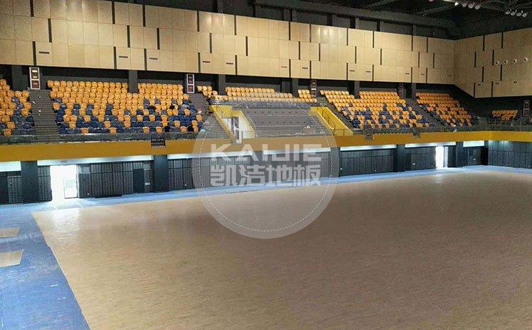 厂家解析丨运动木地板安装结构——篮球馆木地板厂家