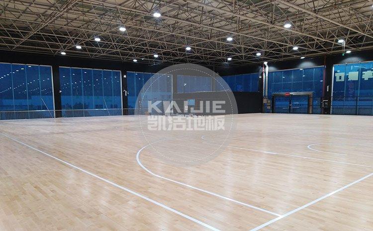 体育运动场馆适用家用木地板行吗——体育馆木地板厂家