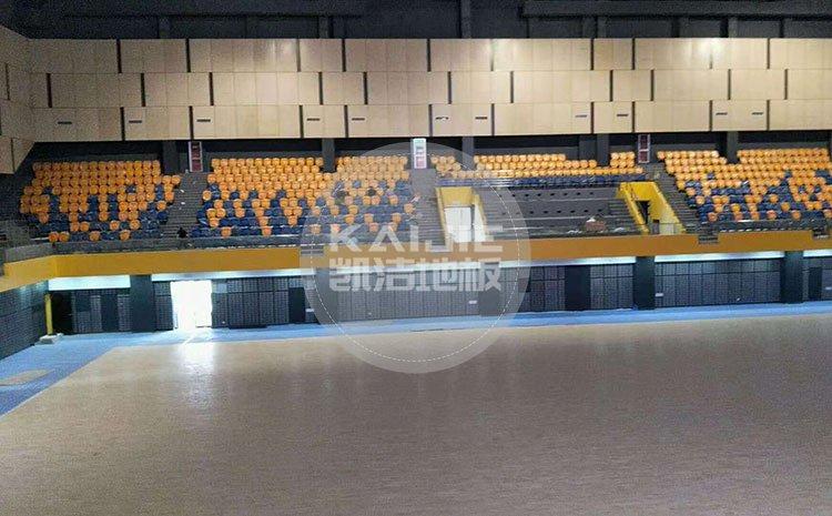 健身房运动木地板选择有什么讲究——凯洁地板