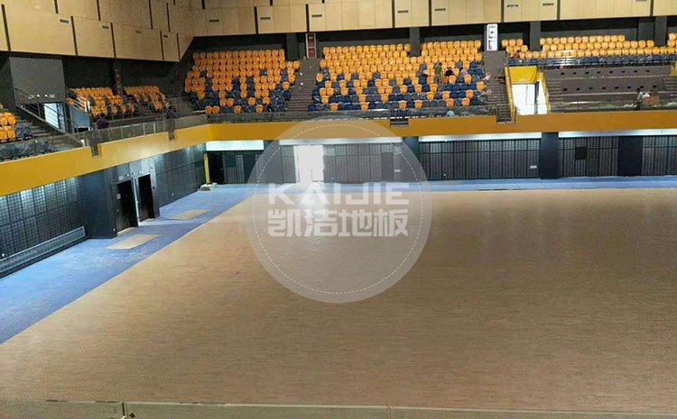 健身房运动木地板选择有什么讲究——篮球场木地板厂家