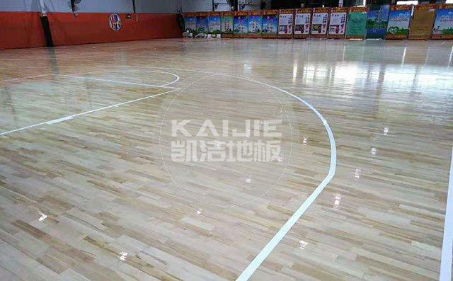 体育馆木地板品牌哪家质量好——篮球地板厂家