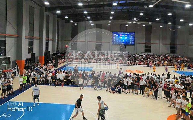 体育场馆木地板使用容易出现哪些问题——凯洁地板