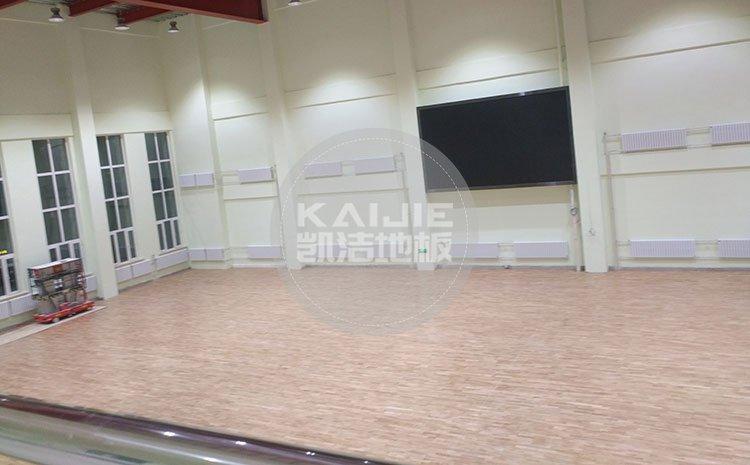 凯洁体育运动木地板如何保障质量——凯洁地板