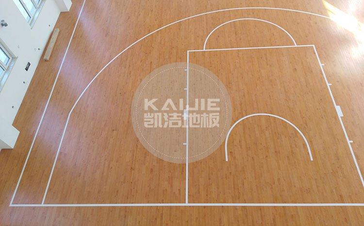 凯洁体育运动木地板如何保障质量——运动木地板品牌
