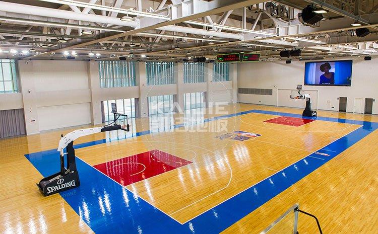 蚌埠篮球木地板公司哪个好——篮球地板厂家