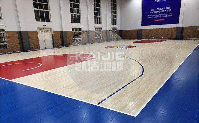 选购体育馆运动木地板需要注意哪些——体育地板厂家