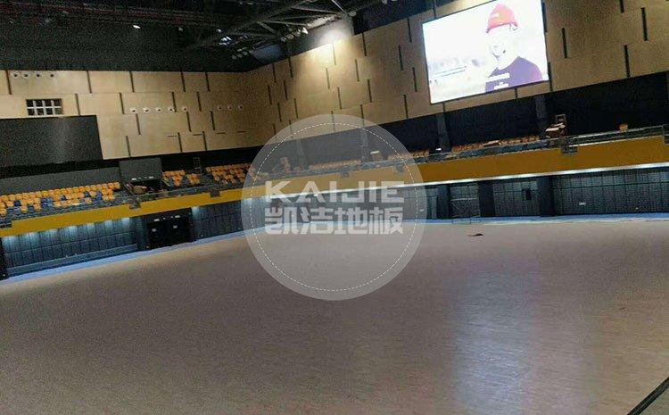 选购体育馆运动木地板需要注意哪些——凯洁地板厂家