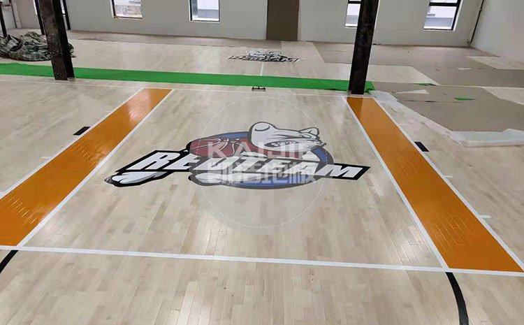 篮球场实木地板哪个品牌好——室内篮球场木地板厂家