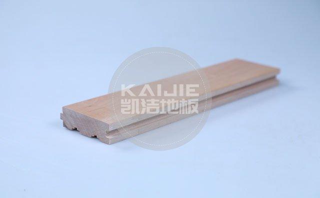 体育馆枫木运动地板厂家哪家质量好——凯洁地板