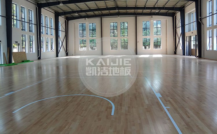 体育运动地板怎么保养效果好——体育地板生产厂家