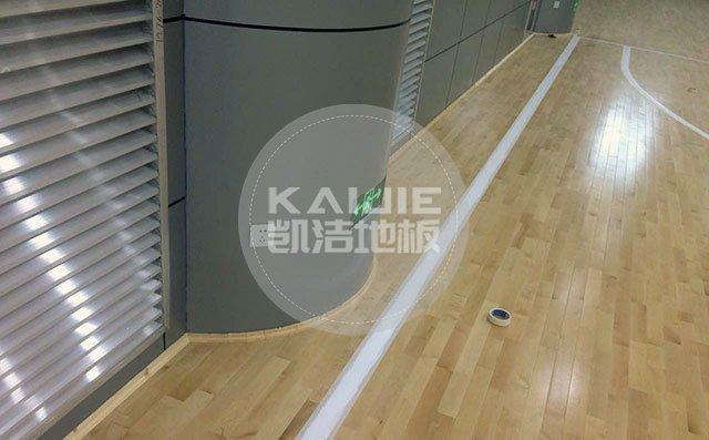 室内体育场馆木地板含水率对地板有什么影响——凯洁地板