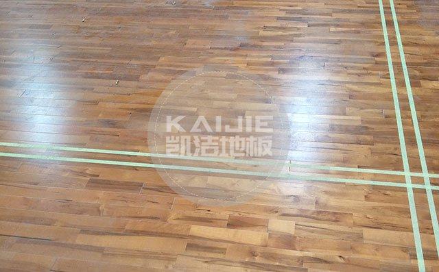体育场馆木地板怎么进行定期维护——体育地板厂家