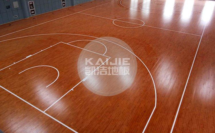体育馆实木地板存在色差是质量问题吗——实木地板厂家