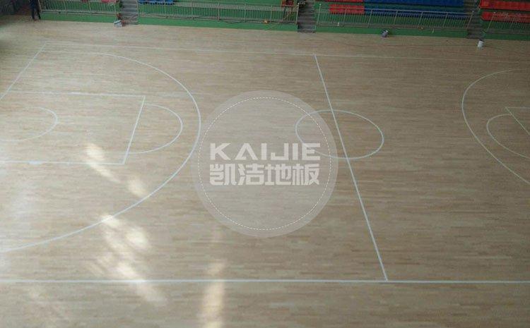 体育馆实木运动地板厂家发展现状——体育地板厂家