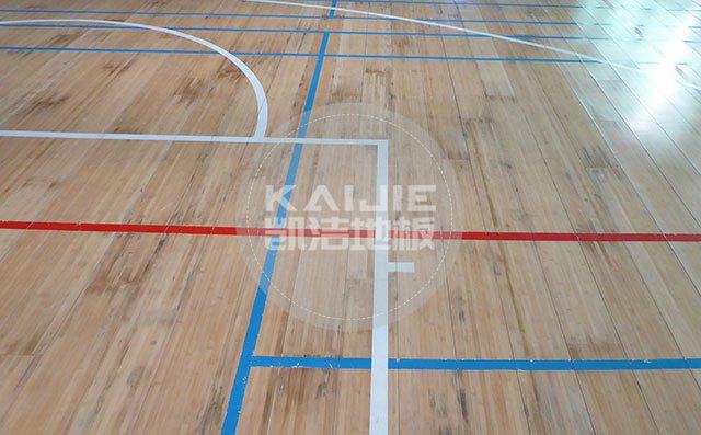 运动木地板等级是如何区分的?——凯洁地板