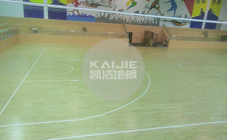 专业运动木地板一平米多少钱合适——凯洁地板
