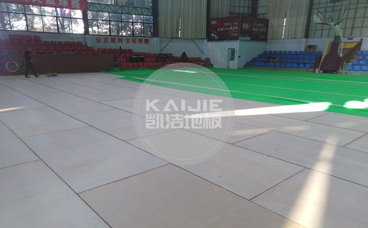 柞木、枫木、枫桦木 三种体育木地板有什么区别——体育地板品牌